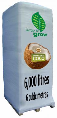 W2G PRO COCO 6,000Litre Big Bale