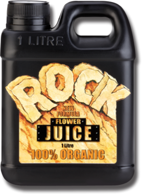 ROCK FLOWER JUICE 100 percent Organic