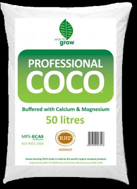 W2G PRO COCO 50Litre Bag